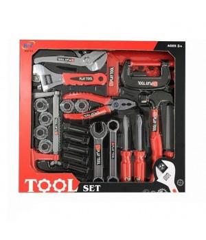 Набор игрушечных инструментов для дома 27 шт