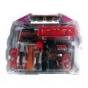 Набор игрушечных инструментов для дома с дрелью. В подарочной упаковке 19 шт