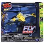 Вертолёт на радиоуправлении с лебедкой Fly Crane Rescue желтый