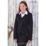 Жакет школьный Zemal PL1-514-02 черный р44