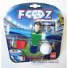 Стартовый набор футбол Foooz Starter голубой