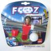 Стартовый набор футбол Foooz Starter красный