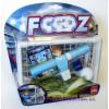 Набор футбол Foooz Challenge голубой Foooz - 1