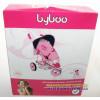 Коляска для кукол трехколесная Fashion Doll с передним поворотным колесом Loko Toys - 2