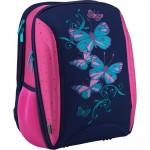 Рюкзак школьный каркасный Kite Butterfly K18-732M-2