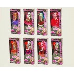Кукла Monster High 1078 8 видов шарнирная