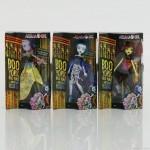 Кукла Ardana Girls MONSTER HIGH MONSTER 30см 2035 Boo York 3 вида, в коробке