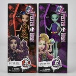 Кукла MONSTER HIGH Specter High Fashion Girl 30см 1003-8-9-10