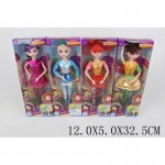 Кукла Сказочный патруль 4 вида, шарнирные, в коробке