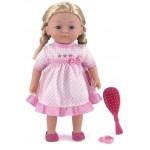 Кукла Шарлотта блондинка, 36 см