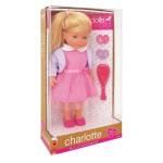 Кукла Шарлотта шатенка, 36 см