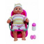 Кукла Люблю путешествовать с звуками, 30 см