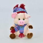 Мягкая игрушка C31860 Свинка 24см