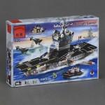 Конструктор Brick-Авианосец 508 деталей