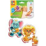 Магнитные беби пазлы. Зоопарк. VT3208-01