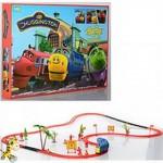 Железная дорога Чаггингтон: Веселые паровозики 222-16 в коробке