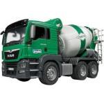 Игрушка - бетономешалка MAN 03710 TGS, зелёный, М1:16