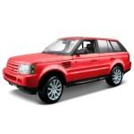Автомодель Maisto 31135 met. red Range Rover Sport красный металлик 1:18