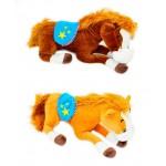 Мягкая игрушка Лошадь MP0579-3F42см