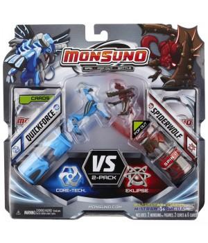 Игровой набор на 2 игрока фигурки Буйноклюв (Quickforce) и Волкарантул (Spiderwolf) 2-Pack W1