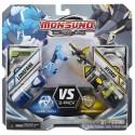 Игровой набор на 2 игрока фигурки Мегазуб (Longfang) и Гидра (Hydro) (Сombat 2-Pack) W2