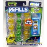 Запасной материал для жуков - желтые зеленые