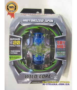 Дикая капсула Wild Core - Wild Storm Rush ( Wild Core ) W1 Monsuno - 1