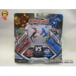 Игровой набор на 2 игрока фигурки Dragoburn и Cheeclaw (Сombat 2-Packs) W4