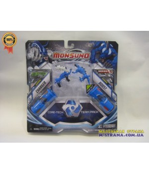 Игровой набор на 2 игрока фигурки Charger и Boost (Сombat 2-Packs) W5