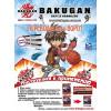 Переводы Карт Ворот сезон 2 и 2.5 (наклейки для карт) Bakugan - 1